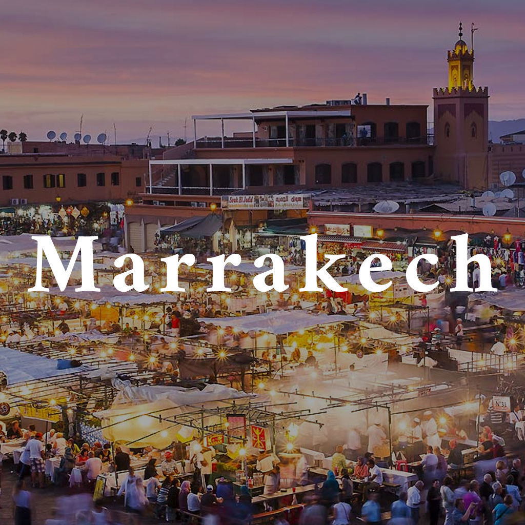WORKSHOP - MARRAKECH