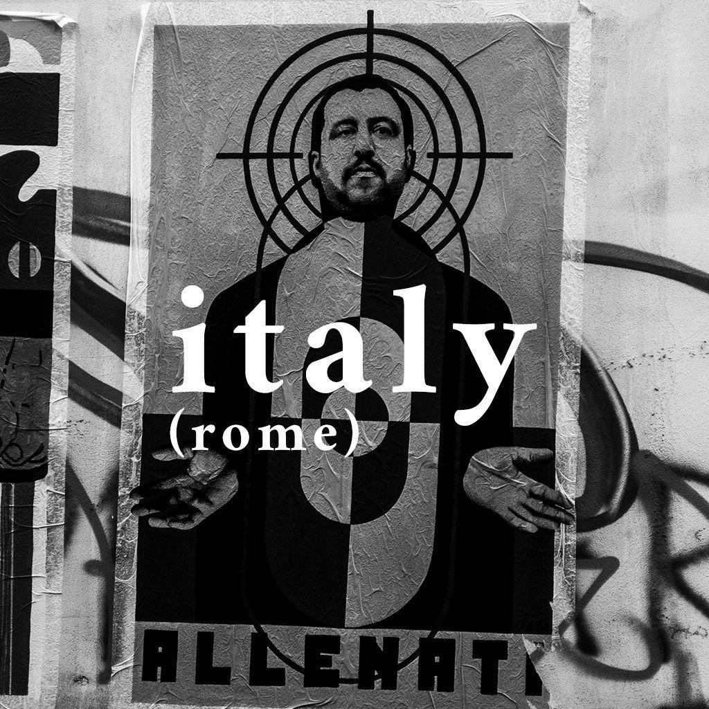 REPORTAGE - ROME