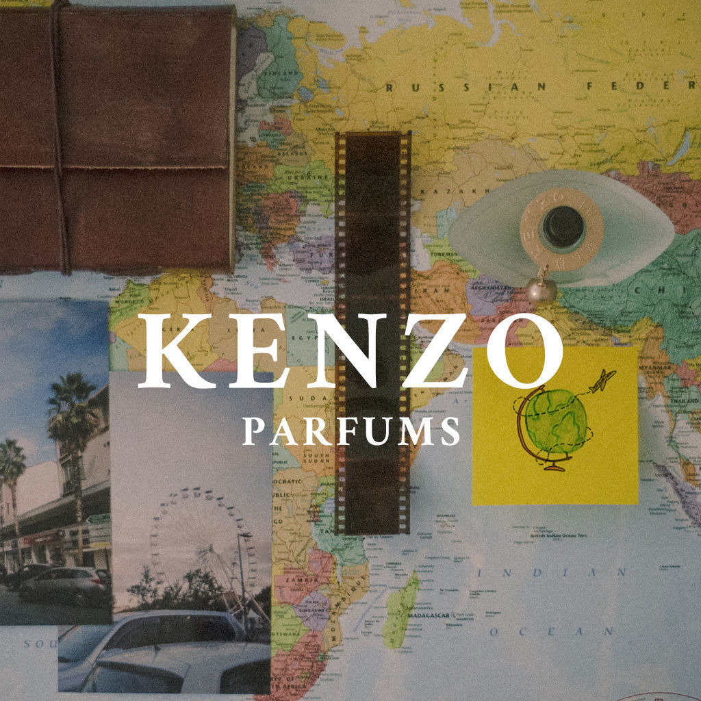 COMMERCIAL - PHOTOS - KENZO PARFUMS