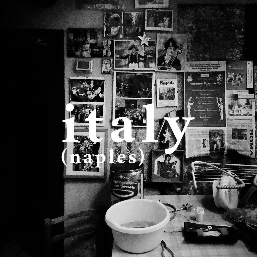 REPORTAGE - NAPLES