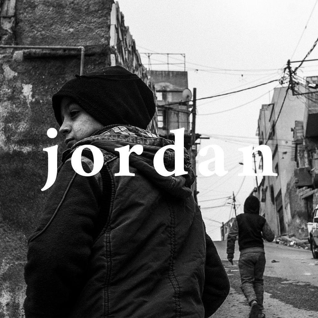 REPORTAGE - JORDAN