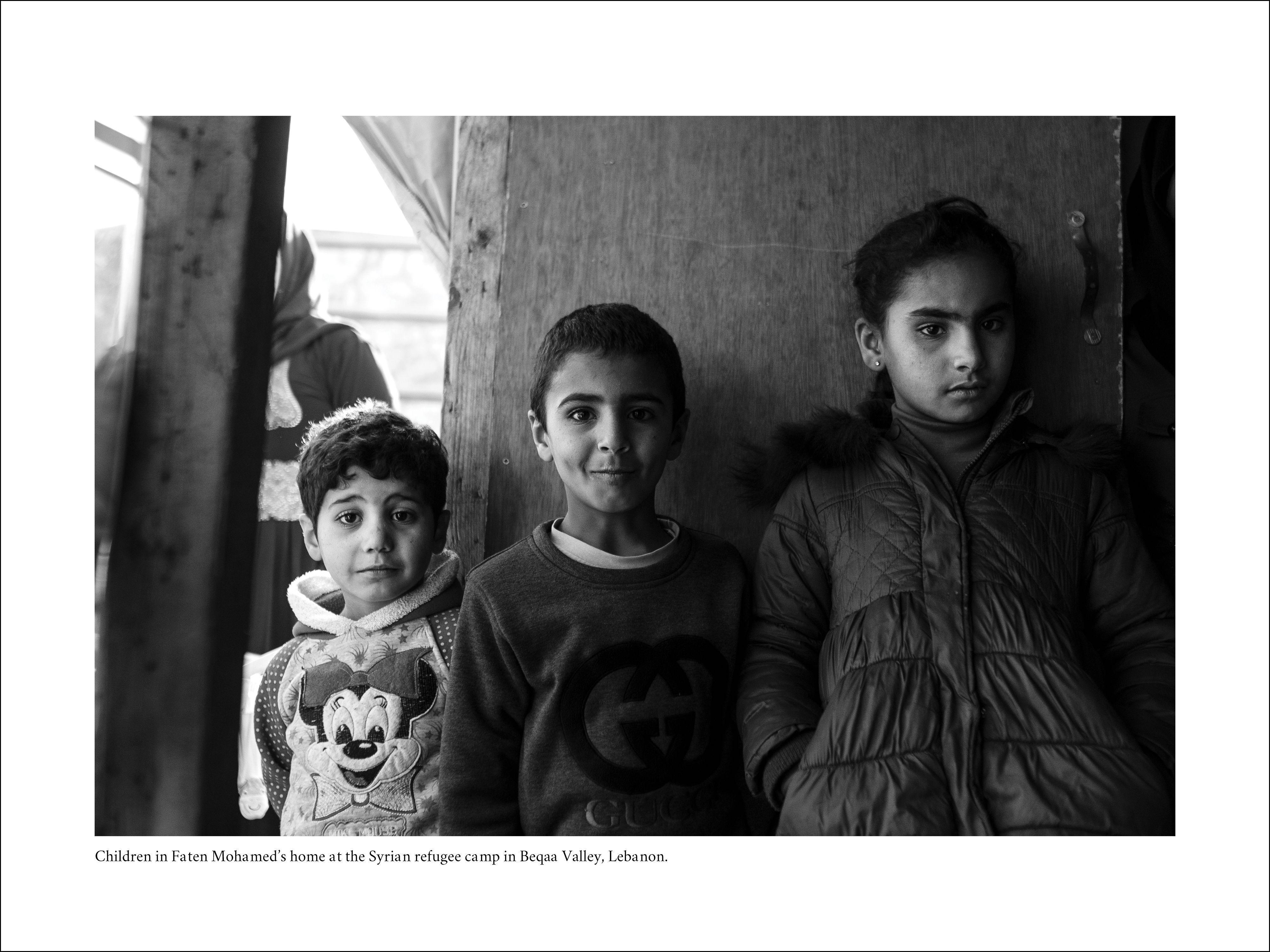 Eleonora Sabet portrait fotografia photography reportage