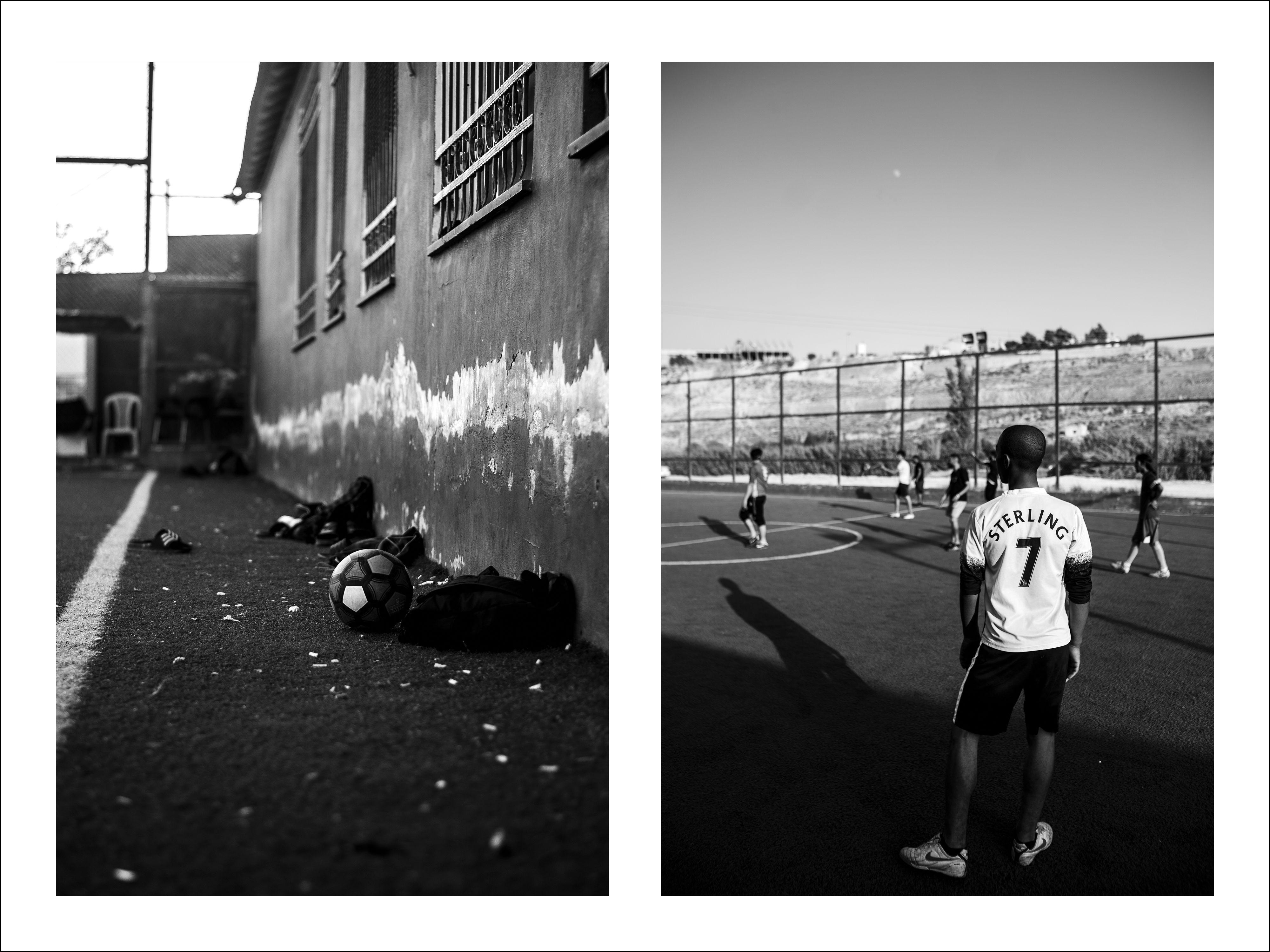 Eleonora Sabet self-portrait portrait fotografia photography reportage