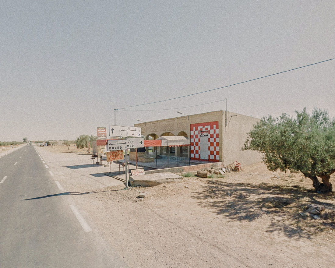 Somewhere in Tunisia